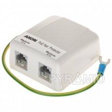 Viršįtampių/viršsrovio apsauga LAN POE tinklui AXON-POE